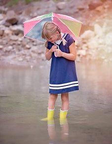 小学生 雨の日 靴